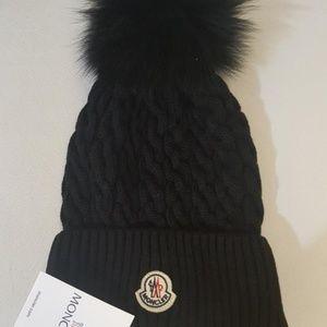 Moncler Women's Black Hat